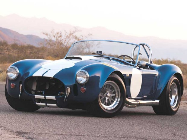 FORD SHELBY COBRA WALLPAPER